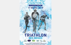 Triathlon des neiges à NISTOS