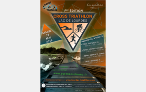 Cross Triathlon de LOURDES